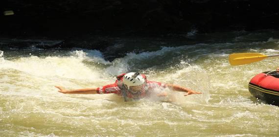 Çocuklar Rafting Yapabilir Mi