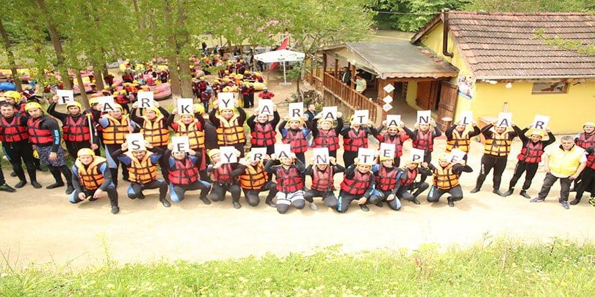 istanbul rafting turları