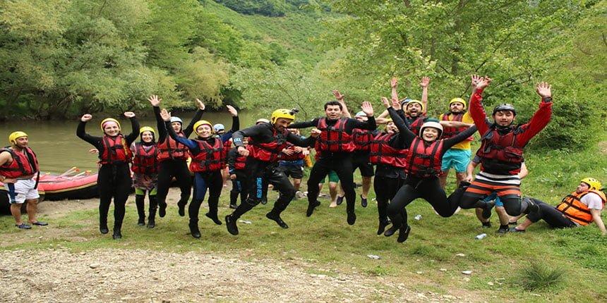 Rafting Malzemeleri Nelerdir