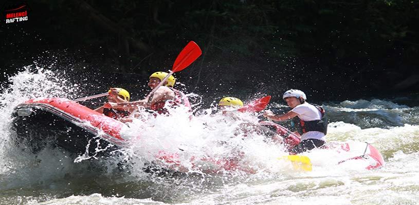 rafting nasıl yapılır