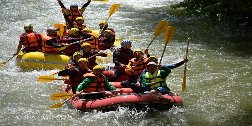 Rafting Nedir