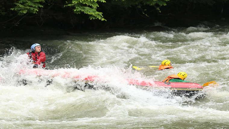 Rafting Zorluk Dereceleri